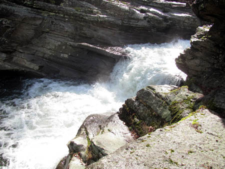 Splash Dam Falls