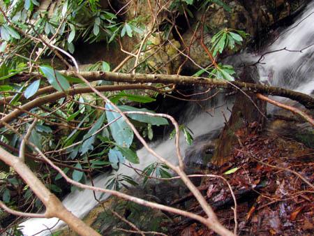Upper Wilderness Falls
