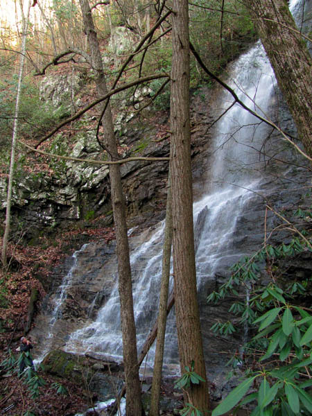 Middle Wilderness Falls