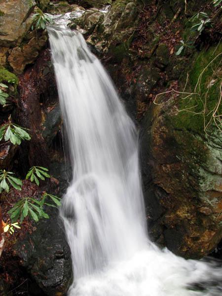 Lower Dick Creek Falls