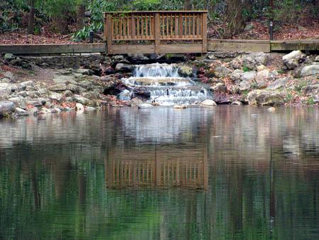 Bridge and small cascades
