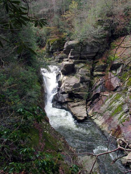 Twisting Falls