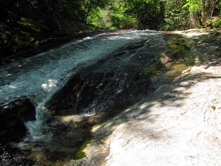 South Harper Creek Falls