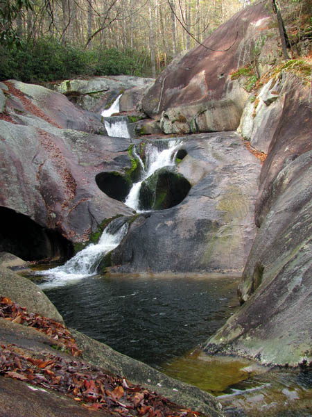 steels creek falls