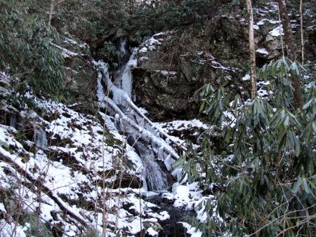Simmons Branch Falls (lower)