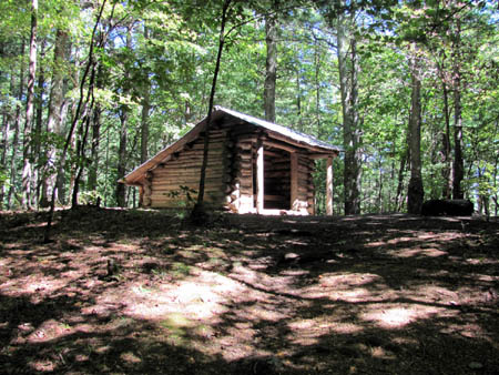Deer Park Mountain Shelter