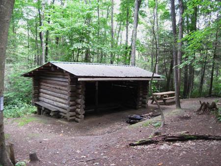 New Roaring Fork Shelter