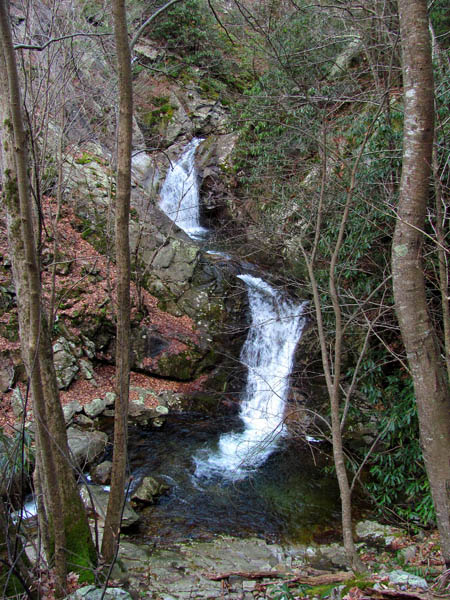 Upper Devils Creek Falls