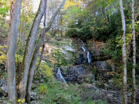 Lower Clear Branch Falls