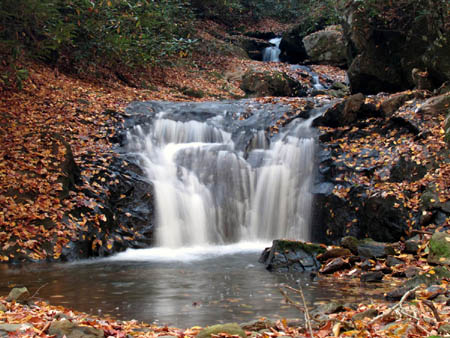 Devil Fork Falls (lower)