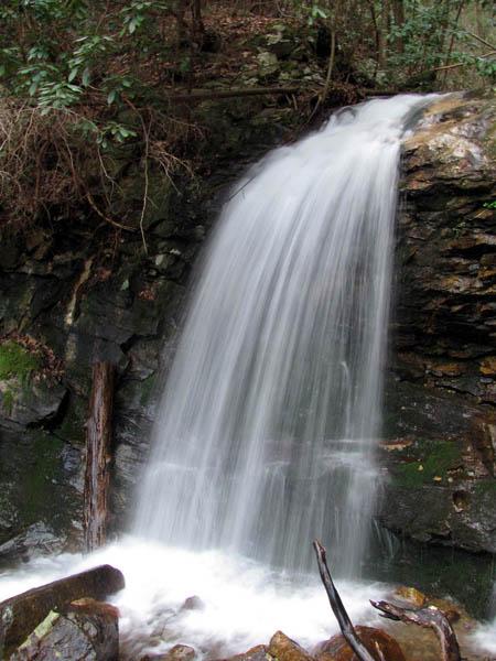 Pine Ridge Falls (left side)