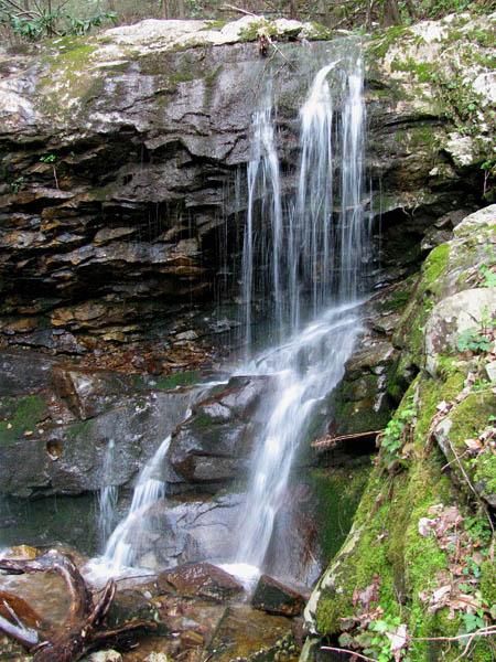 Pine Ridge Falls (right side)