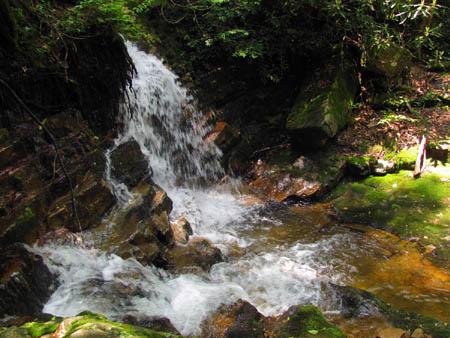 Pseudo Glen Falls