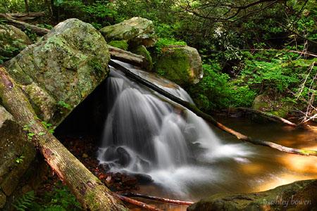 Small Falls before Margarette Falls